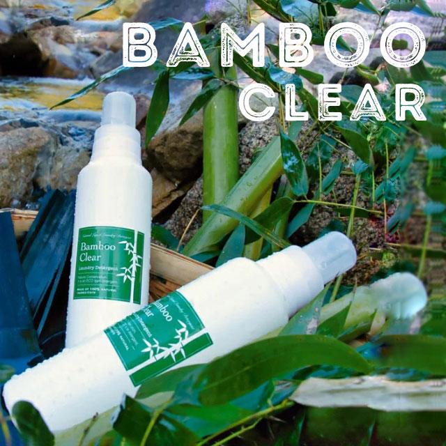 通常便なら送料無料 天然成分100%の無添加洗濯用竹洗剤バンブークリアは日本の竹から独自の自然抽出製法で1ヶ月時間をかけてていねいに作った天然成分100%の無添加洗濯用竹洗剤です バンブークリア 竹 洗剤 天然成分100%の無添加 洗濯用洗剤 エシカルバンブー 宅配便送料無料 がっちりマンデー洗剤 620ml クリア ボトルタイプ 620ミリリットル バンブー