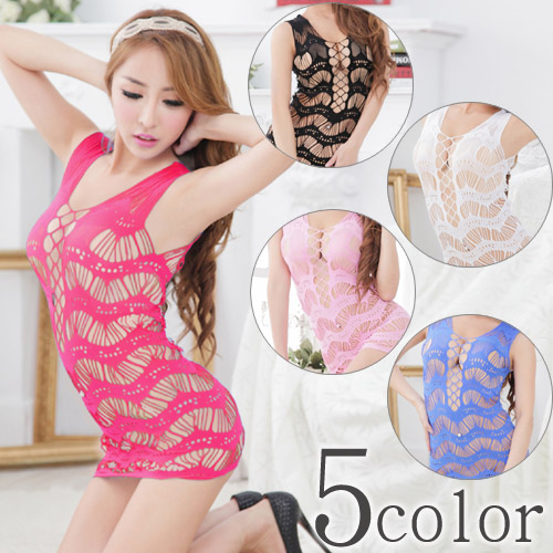 6a7804c126 Sexy body stocking lingerie black   white   pink   Rose   blue 5 color □  three-in-one game underwear garters slip T background radical camisole