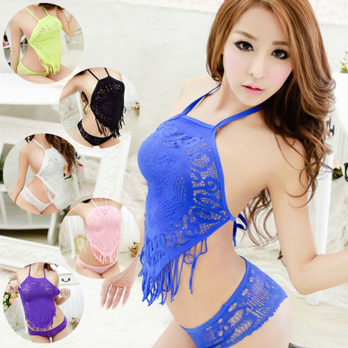 a6d2821d53 Sexy body stocking lingerie black   white   pink   blue   purple   yellow 6  color □ three-in-one game underwear garters slip T background radical  camisole