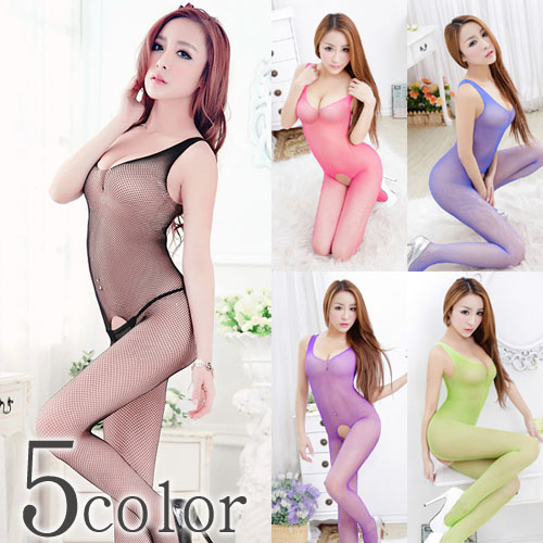 91088e44955 Sexy body stocking lingerie black   Rose   blue   purple   yellow 5 color □  three-in-one game underwear garters slip T background radical camisole