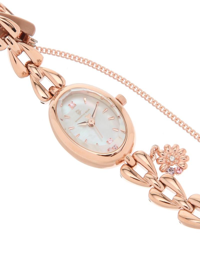 莎曼珊 · 席尔瓦 (椭圆形) 手表萨满 Silva