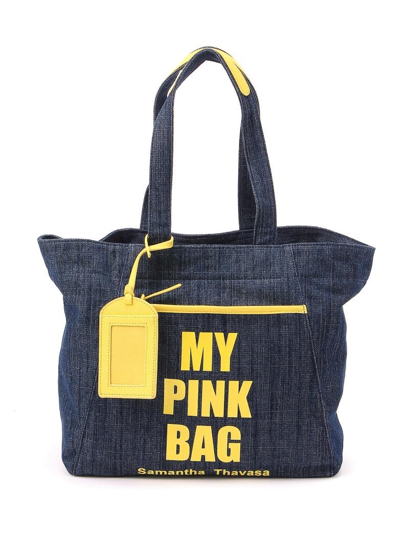 [Rakuten BRAND AVENUE]MY PINK BAG ショウサイズ Samantha Thavasa サマンサタバサ バッグ【送料無料】