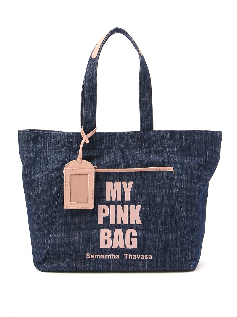 [Rakuten BRAND AVENUE]MY PINK BAG ダイサイズ Samantha Thavasa サマンサタバサ バッグ【送料無料】