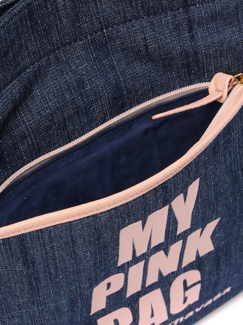 【送料無料】 バッグ ダイサイズ MY PINK BAG [Rakuten BRAND AVENUE] Samantha Thavasa サマンサタバサ