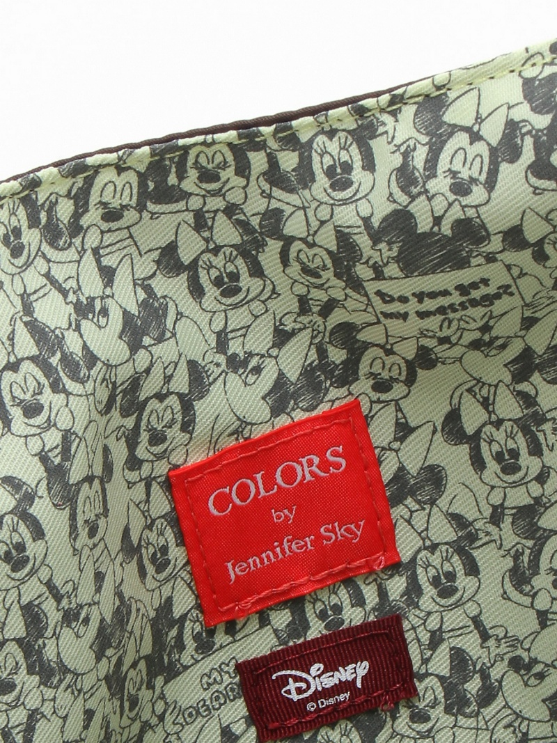 COLORS by Jennifer Sky Disney backpack (Minnie mouse) colors by Jennifer sky