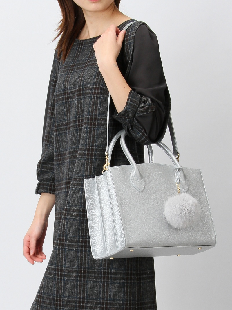 Samantha Samantha Thavasa strap far 2-WAY bag (large)
