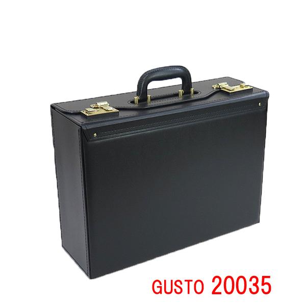 ガスト フライトケース 20035 GUSTO(ガスト) 日本製 豊岡製鞄 フライトケース パイロットケース メンズ A3書類 A3 B4F 45cm 大容量 通勤 資料・書類 出張 学会 プレゼン カタログ パンフレット ランキング