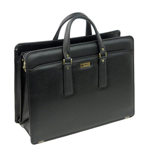 ガストブリーフケース 22027 手提げかばん 書類入れ 営業 通勤 B4ファイル メンズ ビジネスバッグ 日本製 豊岡製 大容量 自立 ブランド 鍵付き