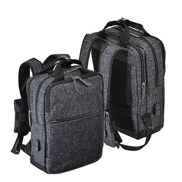 エンドー鞄 NEOPRO CONNECT ネオプロ コネクト ビジネス 2-770 リュックサック バックパック USBポート 通勤バッグ 鞄 通勤鞄 リュック バックパック シンプル ビジネス カジュアル 通勤 出張 営業 就活 メンズ 男性 人気 ナイロン 2way 2way ランキング