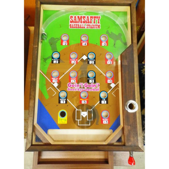 スマートボール 野球盤 お祭り イベント レクリエーション イベント用品 縁日用品 サムサフイ samsaffy