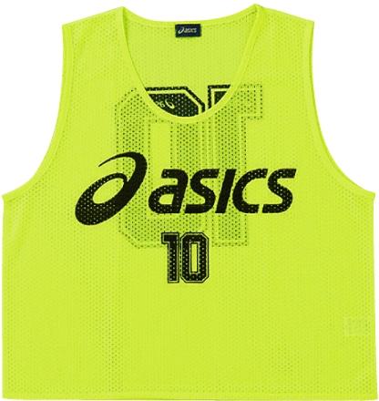 【3%OFFクーポン発行中】asics アシックス XSG060 ビプス(10枚セット) フラッシュイエロー(16)【取り寄せ商品】