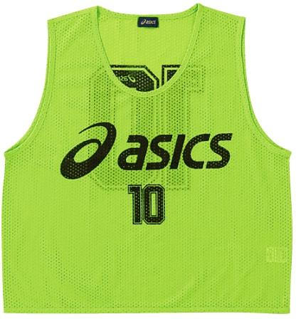 asics アシックス XSG060 ビプス(10枚セット) フラッシュグリーン(81)【取り寄せ商品】
