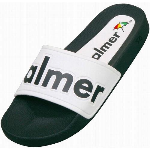 アーノルドパーマー Arnold Palmer レディース シャワーサンダル パーマーシャワー AP5403-896 ホワイト/ブラック【取り寄せ商品】20SS(2106)