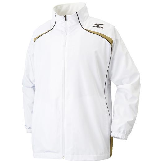 ミズノ MIZUNO ウィンドブレーカーシャツ(バスケットボール)《W2JE650101》【取り寄せ商品】