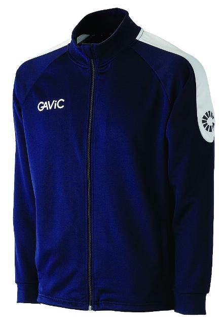 GAVIC ガビック GA0616 AKウォーミングトップ(フルZIP) NVY/WHT(NVWH)【取り寄せ商品】