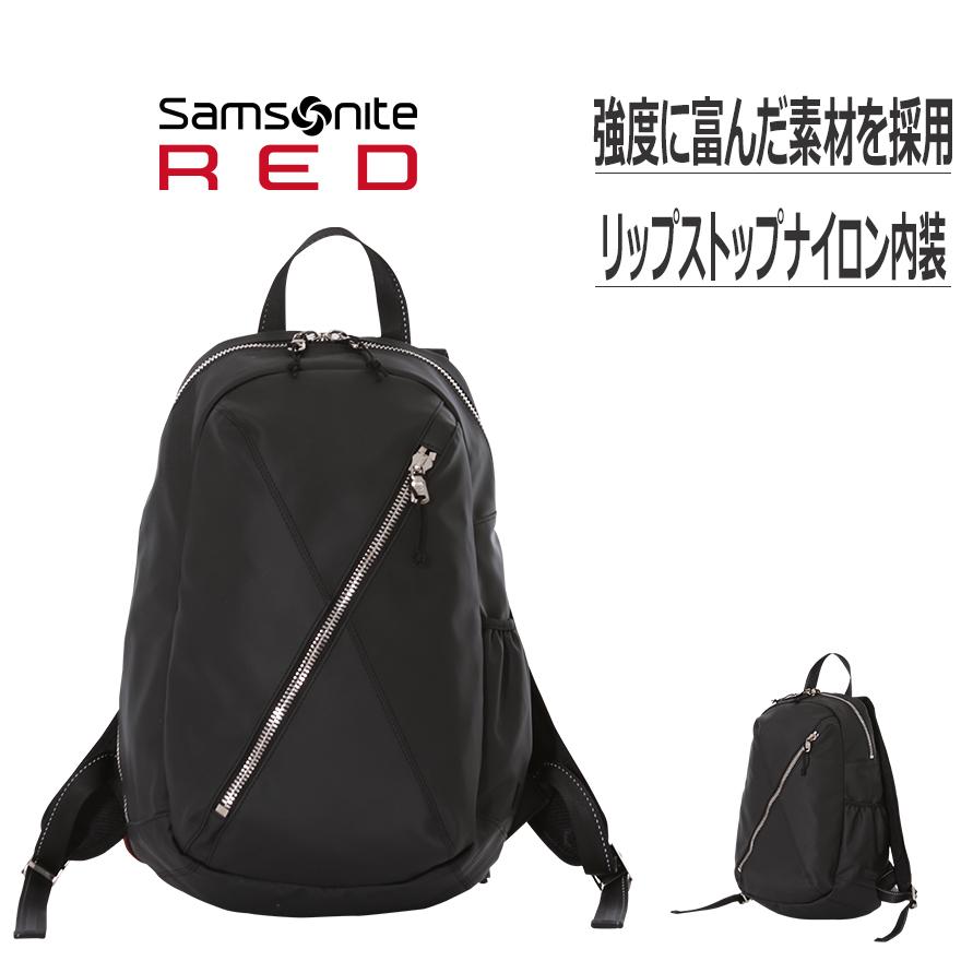 【公式】サムソナイト・レッド/Samsonite RED / デイリーバッグ/バックパック/リュック[ バイアスメタル 2・デイパック(S) ]【dl】brand