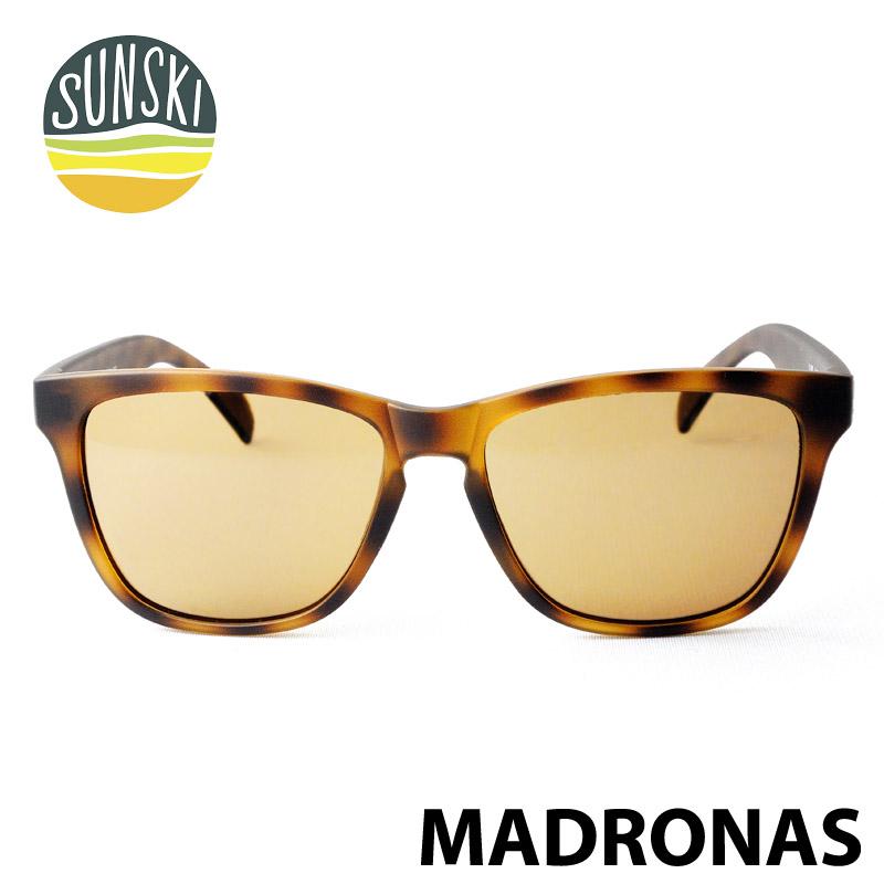 7cfef4c905 Samurai Craft  All sun ski sunglasses MADRONAS SUN-MD-BR ...
