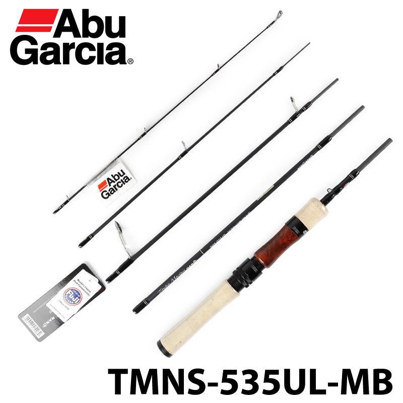 【Abu Garcia】 アブ・ガルシア TMarquis Nano TMNS-535UL MB ロッド 渓流 釣り フィッシング アウトドア 0601カード分割