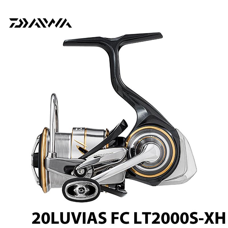 【DAIWA】 ダイワ LUVIAS ルビアス FC LT 2000S-XH スピニングリール 釣り フィッシング アウトドア 0601カード分割