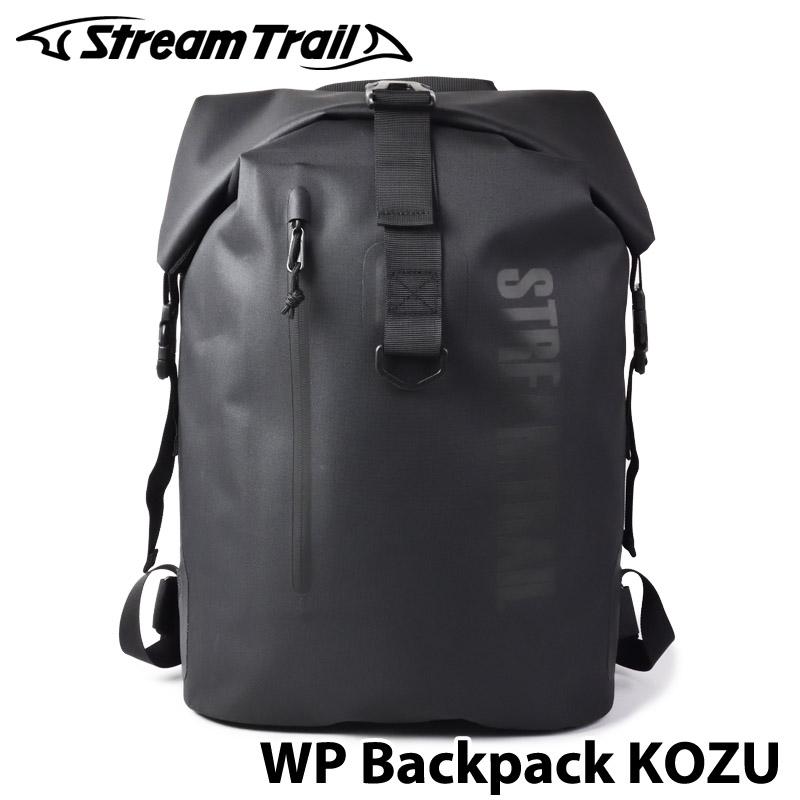 【Stream Trail】 ストリームトレイル WP Backpack KOZU バックパック コウヅ リュック バックパック 防水 アウトドア 0601 カード分割