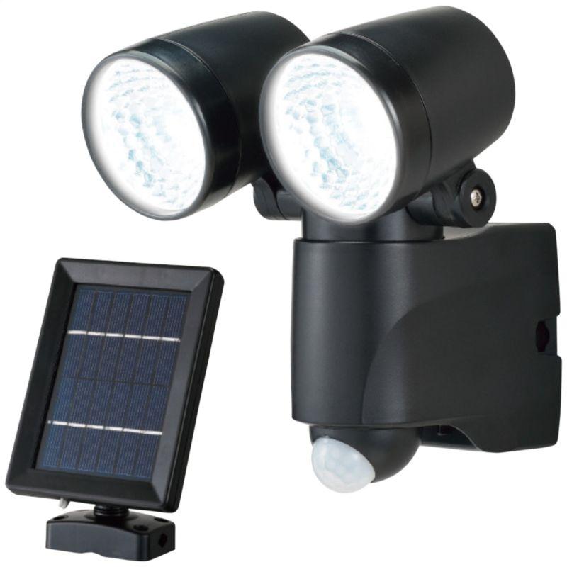 定番キャンバス 無料 送料無料 おうち時間を楽しく 送料込み ソーラー式 SLT-3ECWA LEDセンサーライト のし包装対応不可商品です