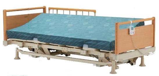 [フランスベッド] 自動寝返り支援ベッド FBN-640 (在宅用) キャスター脚