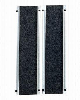 [イーストアイ] ワイドアルミスロープ EW50 (50cm 2本1組)