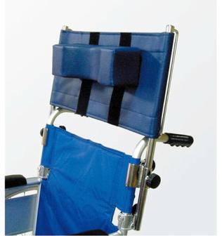 お使いの車いすに取り付けられる頭部サポート カワムラサイクル 開店祝い 枕付き 有名な 背延長