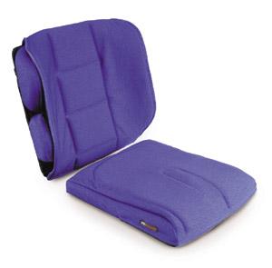 [アイ・ソネックス] FCアジャスト フルセット (車椅子座クッション+背クッション+サイドパット2個+骨盤パッド2個)