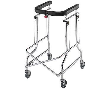 [星光医療器製作所] 折りたたみ歩行器 アルコー1S型 100415