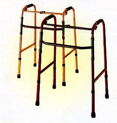 [アクションジャパン] 折りたたみ式歩行器 固定式(C2021・C2021S・C2021C)