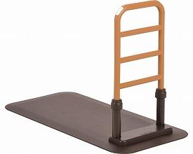 超安い 置くだけで使える安心感 安全性を向上した床置き型手すり モルテン ルーツ サイドタイプ MNTPLBR 置き型手すり 置くだけ 簡単設置 工事不要 介護 ベッドサイド 重量21.6kg 居間 molten 80cm 75 ソファ 起き上がり 寝室 立ち上がり お得 布団 手すり高さ70