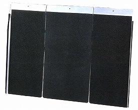 [イーストアイ] アルミシステムスロープPVX基本セット90cmタイプ PVX90-3