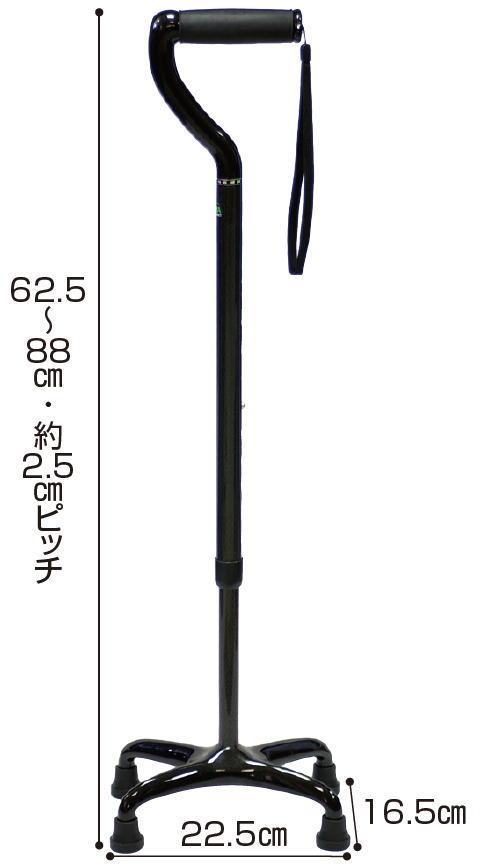 [島製作所] オールカーボン四点式 ミドルタイプ 73C-3 73C-F2