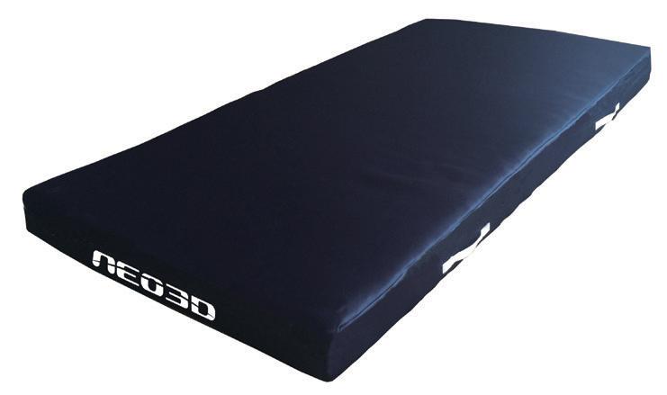 [シーエンジ販売]NEO3Dマットレス レギュラー 91cm幅 B014
