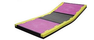 [日本ジェル]ピタ・マットレス 三つ折りケアタイプ 透湿防水カバー 83cm幅 PTMT83FA