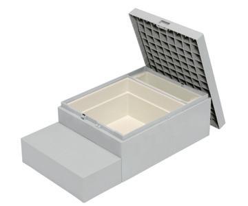 [城東テクノ]motte専用ステップ CUB-8060S 収納有