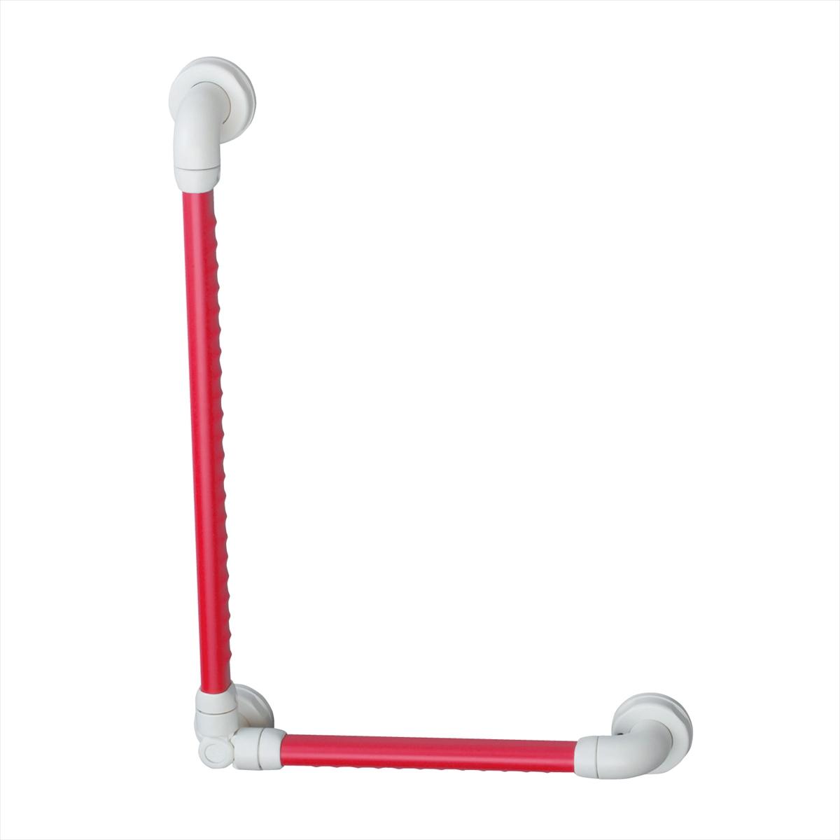 滑りやすい浴室での移動や立ち座りを安全にしたい方に 35%OFF アロン化成 安寿 セーフティーバー 卓出 L L-600×600 535-865 535-867 535-860 型手すりセット