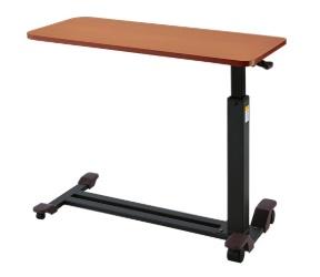 [プラッツ]ガス圧式昇降ベッドテーブル PZT-840