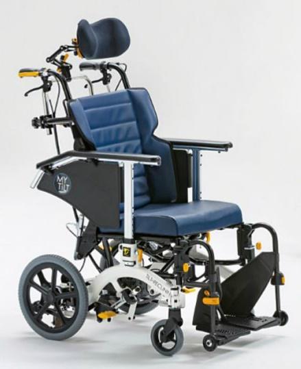 対象身長140cm~165cmで小柄な方にも使いやすい 法人宛送料無料 松永製作所 マイチルト ミニ 3D MH-SRL-SE ティルト リクライニング車椅子 チルト リフトアップユニット付 MATSUNAGA 折りたたみ クッション付 介助式 新色 脚部スイングアウト ノーパンクタイヤ エレベーティング マート 肘掛昇降 コンパクト