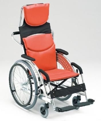 福祉車両トップメーカーのトヨタ車体との共同開発 法人宛送料無料 松永製作所 車載用車椅子 自走型 MZ-1 贈答 MATSUNAGA 座幅42cm エアータイヤ仕様 自走式 100%品質保証