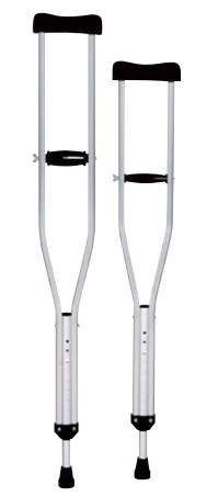 標準タイプの松葉杖 日進医療器 アルミ製松葉杖 新作からSALEアイテム等お得な商品満載 セフティーワンS TY155SO 介護 リハビリ 子供 病院 大人 NISSIN 安心の実績 高価 買取 強化中