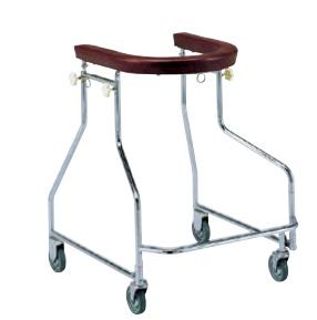 [日進医療器]折りたたみ式歩行車 TY160L