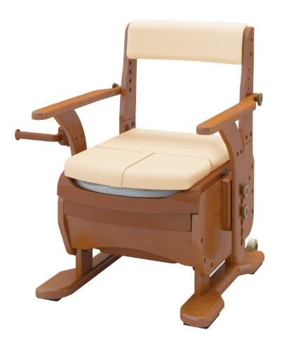 [アロン化成]安寿 家具調トイレセレクトR ノーマルワイド 533-856 標準便座