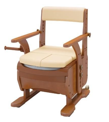 [アロン化成]安寿 家具調トイレセレクトR ノーマルワイド 533-861 暖房・快適脱臭