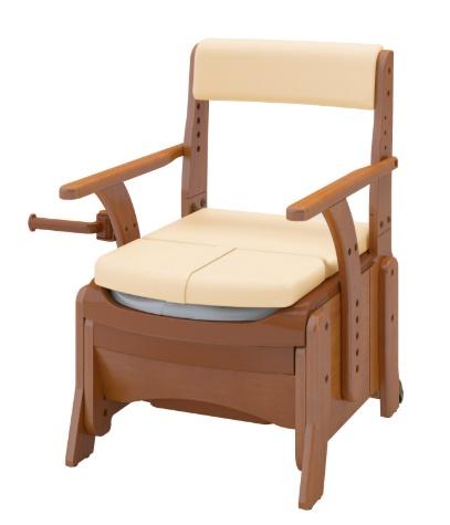 [アロン化成]安寿 家具調トイレセレクトR コンパクト 533-884 ソフト・快適脱臭