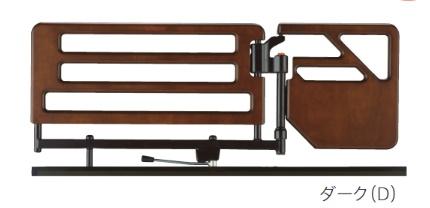 [フランスベッド]木製グリップ GR-510 ウッド 1本 036874100