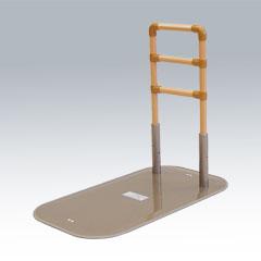 [矢崎化工] たちあっぷ CKA-02 置き型手すり 置くだけ 簡単設置 介護 ベッドサイド 布団 寝室 ソファ 立ち上がり 起き上がり 重量15.5kg 手すり高さ70/75/80cm ヤザキ