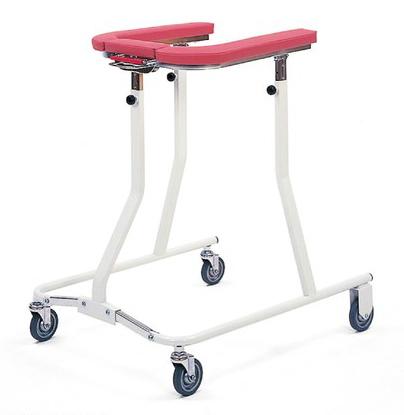 法人宛送料無料 カワムラサイクル 室内用折りたたみ四輪歩行器 使い勝手の良い 高い素材 KW16 スタンダート