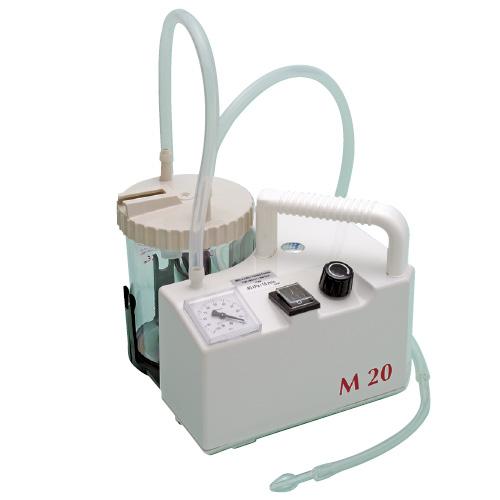 [] ポータブル吸引器 アスピレーターM20 0650010(500CCボトル付き)